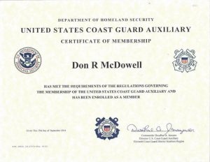 Coast Guard Membership