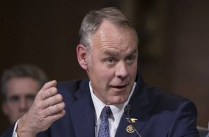 Ryan Zinke Confirmation