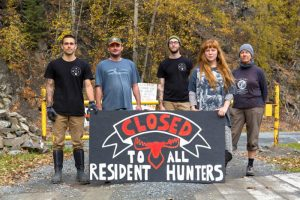 Closed to Hunters