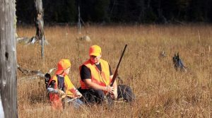 Teaching Kids to Hunt
