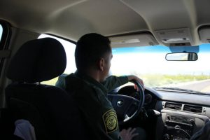 The Ride-Along with BP