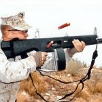 AA12 assault shotgun