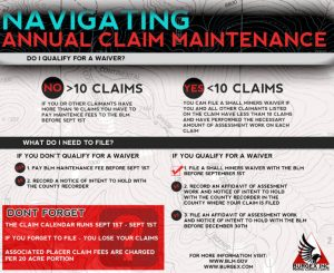 How to Maintain a Claim