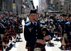 U.S. Coast Guard Pipe Band