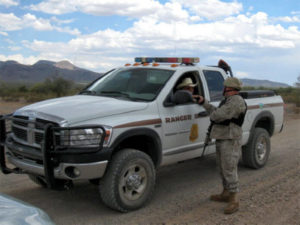 Rangers hired by BLM