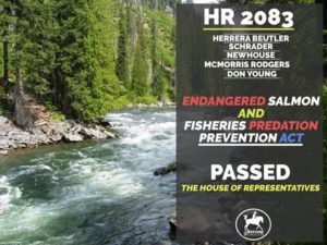 HR 2083 Pacific NW Fisheries