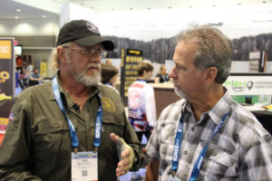 Don McDowell and Tim Mossberg
