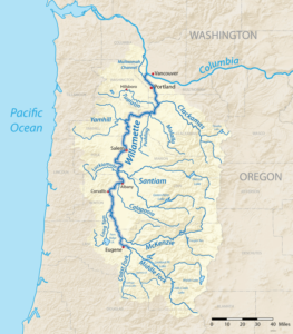 Pacific Northwest River Systems