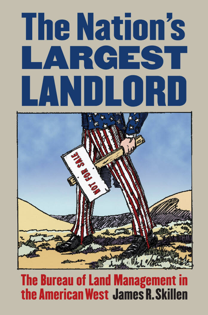 Largets Landlord the BLM