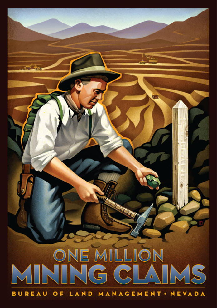 BLM Mining Claims