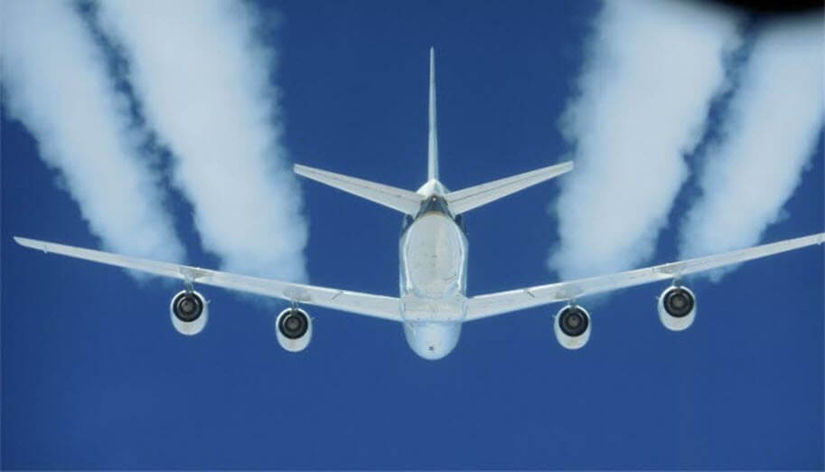 Chemtrails not Contrails
