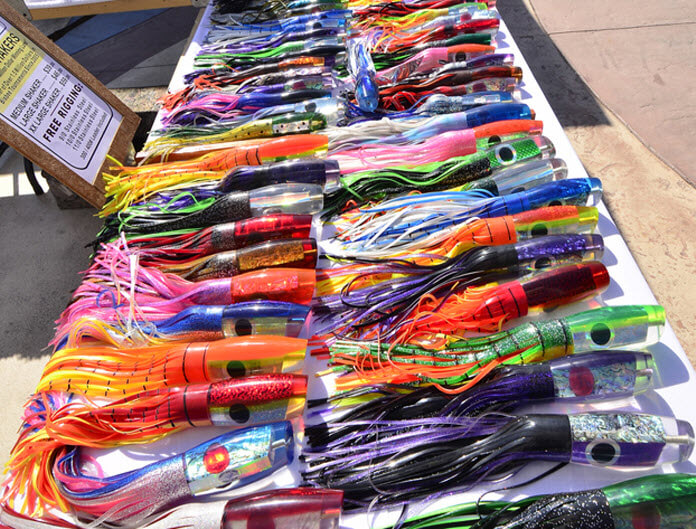 Prefered Lures and Colors