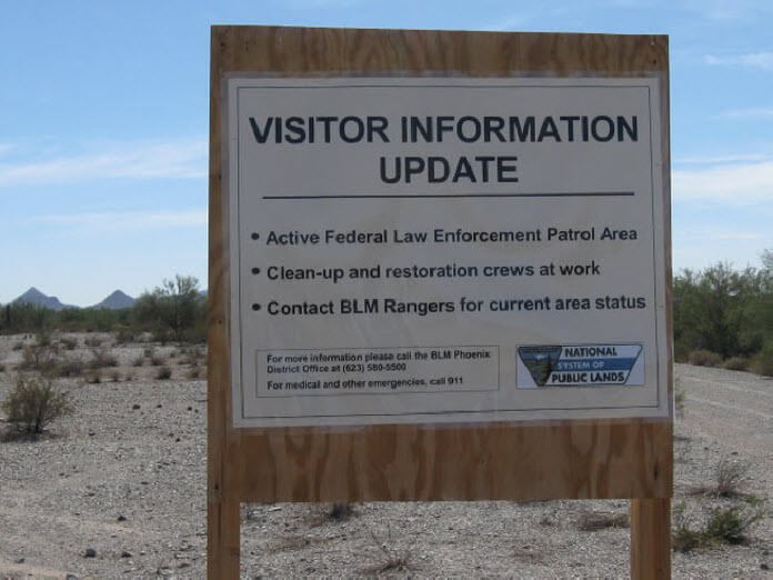 SDNM Visitor Information