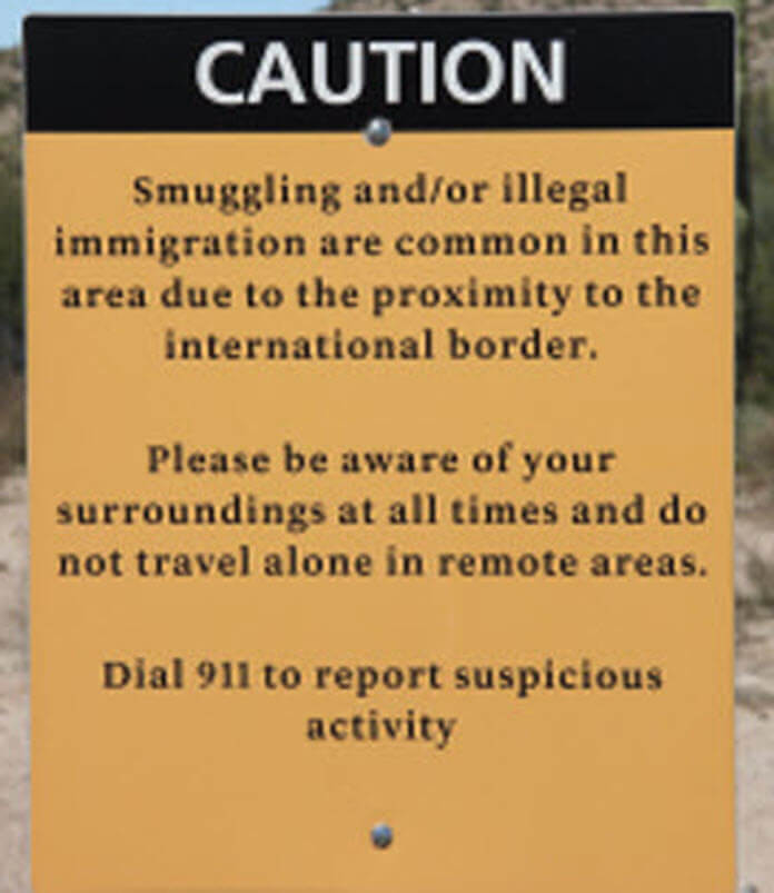 Immigration Warning