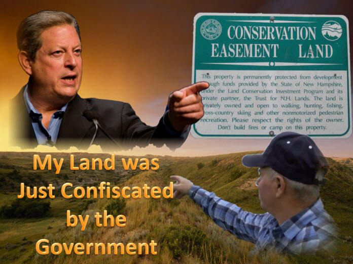 Land Confiscation