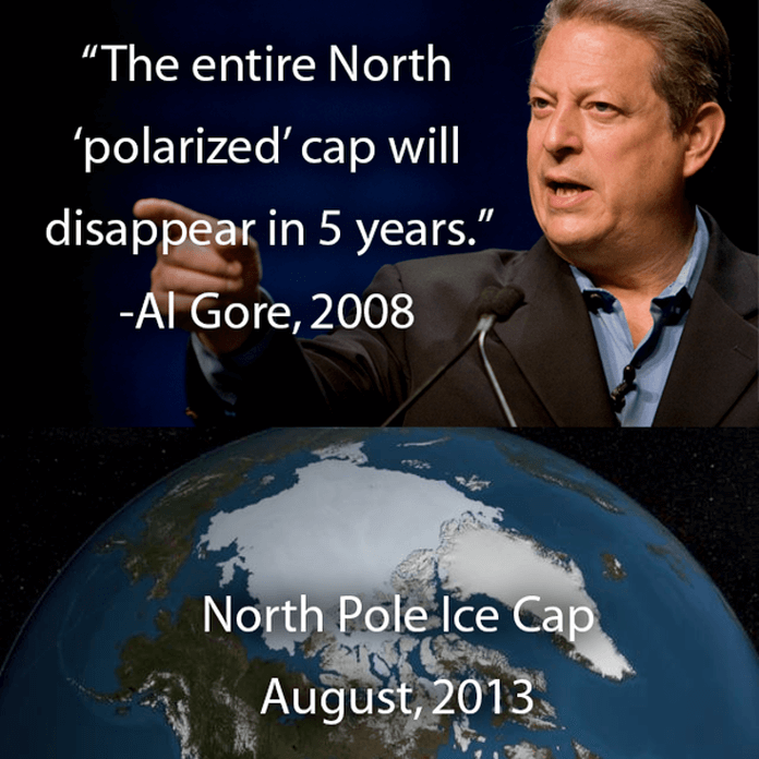 North Pole will disappear in 2008