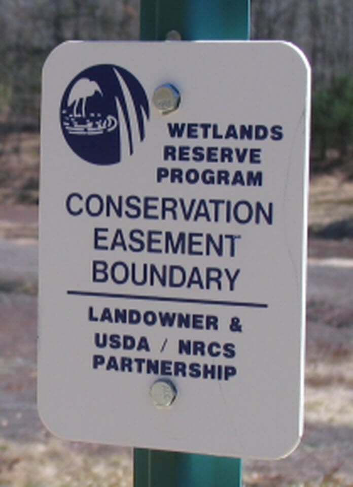 Conservation Easement Boundary
