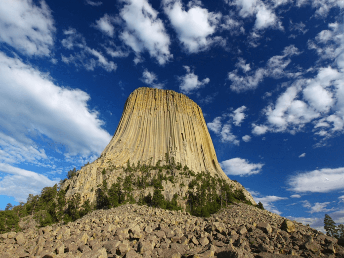 Devils Tower, the 1st National Monument Protected by the Antiquities Act