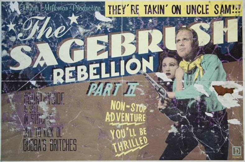 The Sagebrush Rebellion