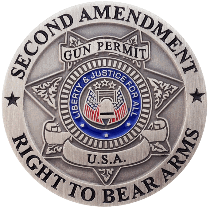 Second Amendment Icon