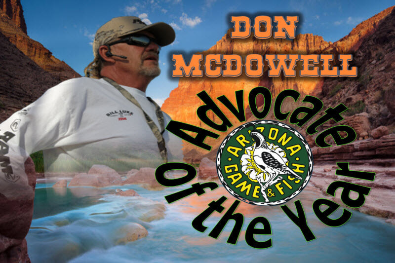 Don McDowell - Advocate of the Year