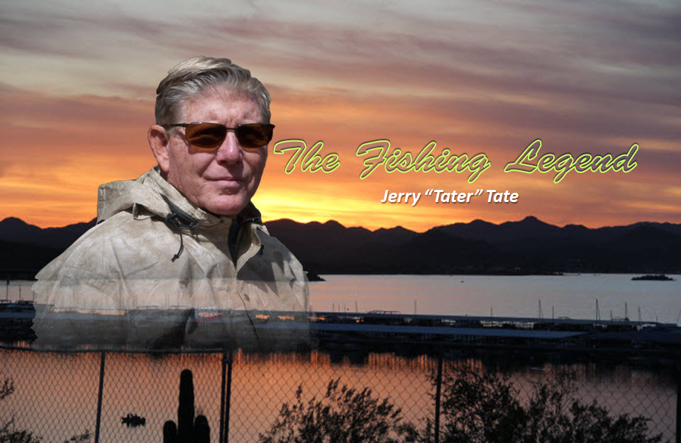 Jerry Tate The Legend
