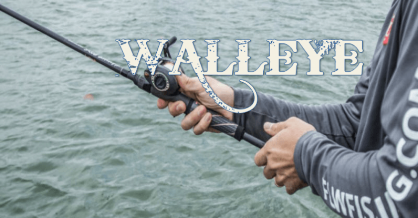 The Walleye Fisherman