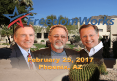 Rep Paul Gosar, Don McDowell, Rep Dave Brat