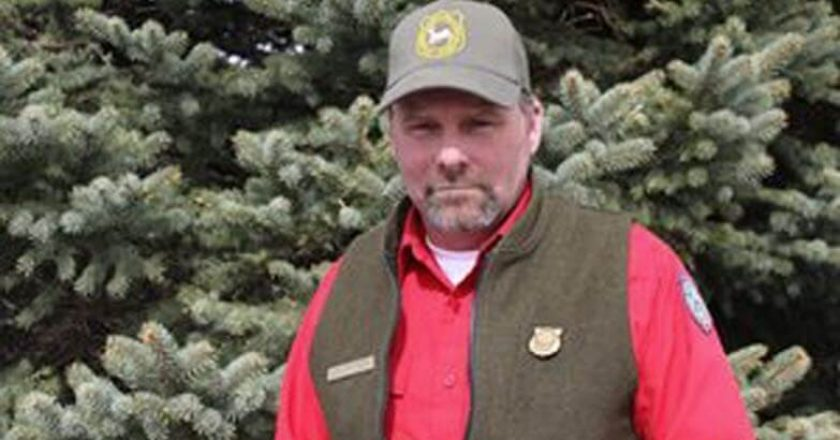 Fisheries Chief Alan Osterland