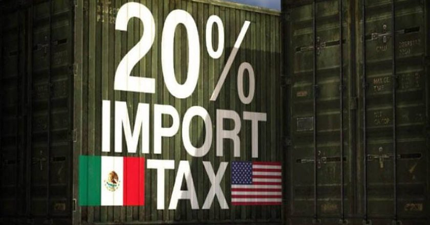 Mexico Import Tax