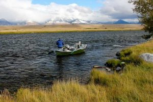 Float on the Madison River