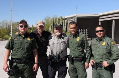 Don and USBP Agents