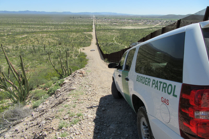 U S  Border Patrol Yearly Statistics - Don McDowell
