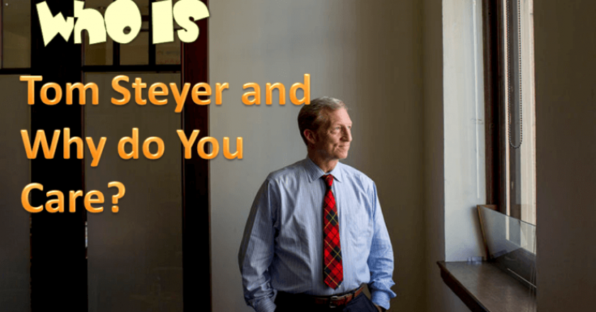 Who is Tom Steyer