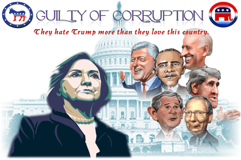 Guilty of Corruption