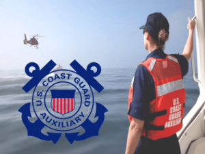 US Coast Guard Aux Logo