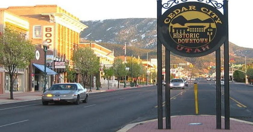 Downtown-Cedar-City