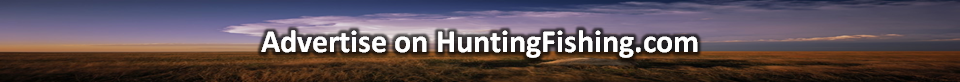 Advertise on huntingfishing