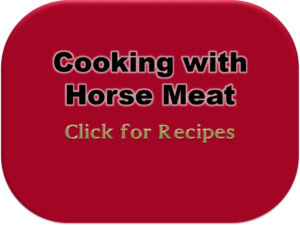 Cooking with horse meat