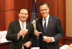 Romney and Lee