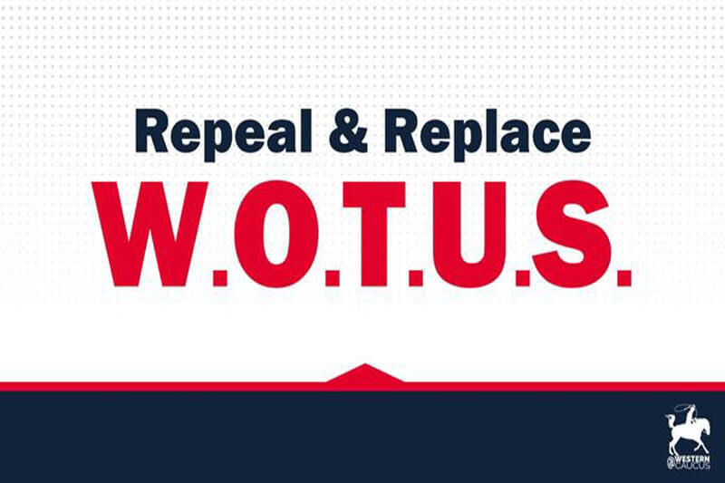 Repeal & Replace WOTUS