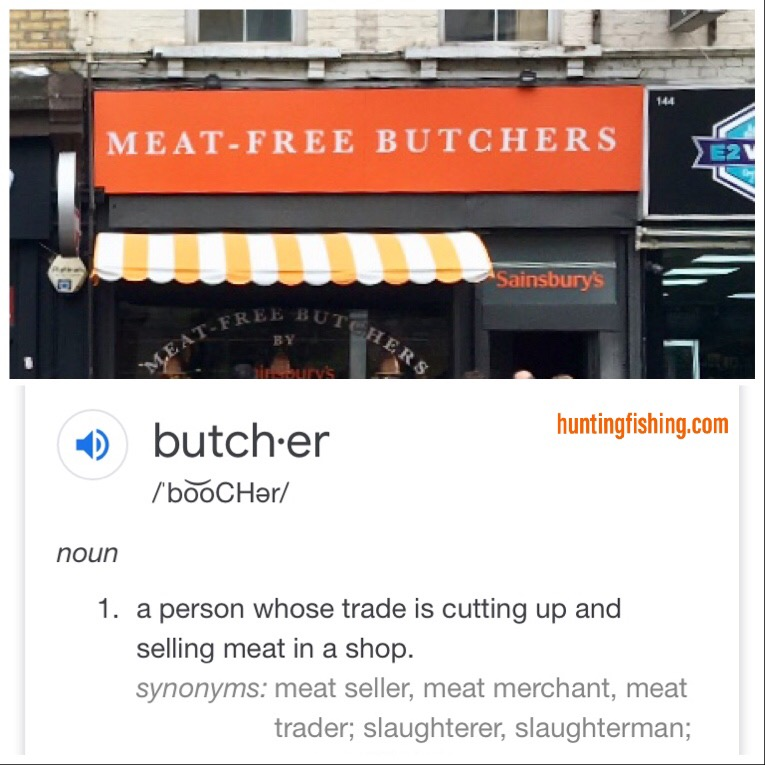 meat free butcher