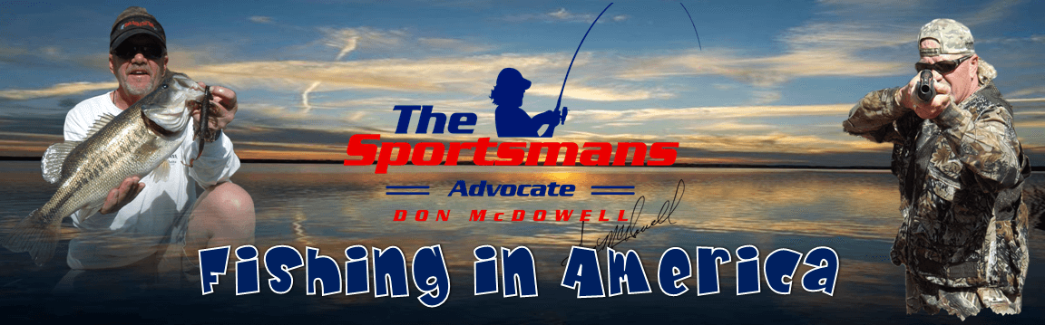 FISHING IN AMERICA