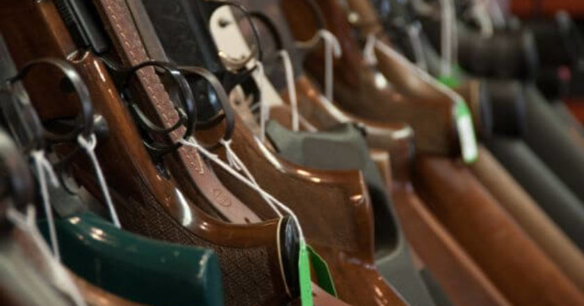 Guns in Retail Store-NSSF