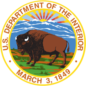 Dept Of The Interior Seal