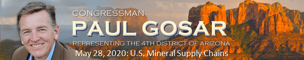 Paul Gosar Header